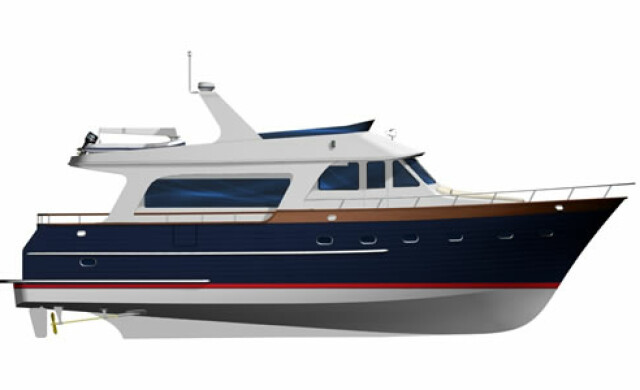 Integrity Trawlers Cruising 650rph